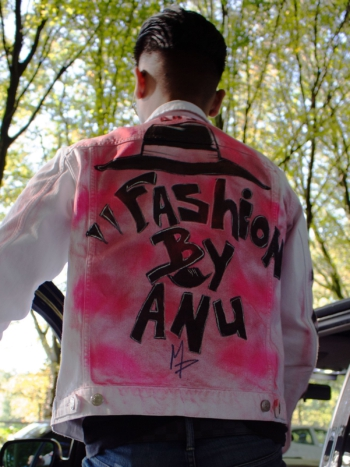 FASHIONBYANU MANPOWERR JACKET
